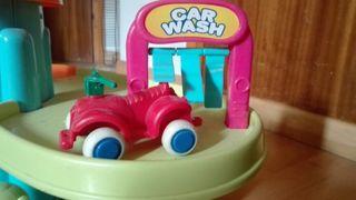Circuito coches (lavado) ¡oferta!