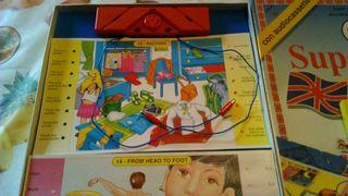 Juego infantil para aprender inglés para