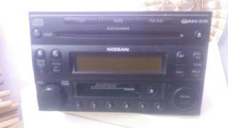 Radio CD y casete bose