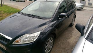 Ford focus sw familiar