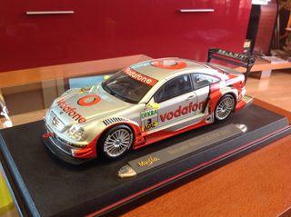 Maqueta Mercedes-Benz CLK-DTM 2003