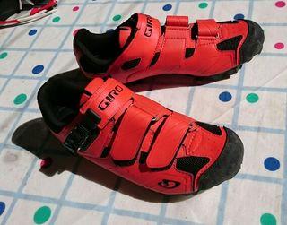 Zapatillas MTB