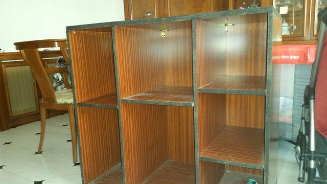 Mueble acuario 100x50x90 alto de segunda mano por 50 en reus en wallapop - Muebles segunda mano reus ...