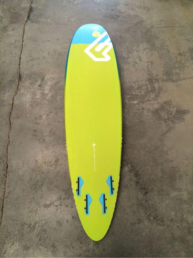 Tabla windsurf Fanatic Quad TE