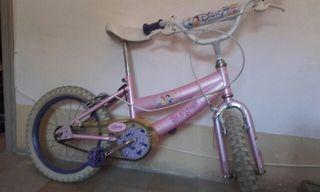 Bicicleta Disney