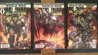 Hulk, coleccion de 6 comics