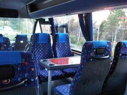 Mesa autobús