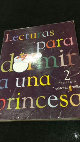 Libro Lecturas Para Dormir Una Princesa