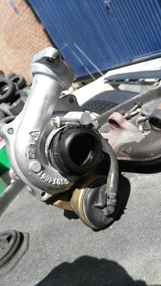 Despiece motor psa 1.4 hdi con caja de cambios