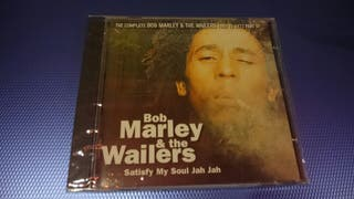 "CD BOB MARLEY ""SATISFY MY SOUL JAH JAH"""