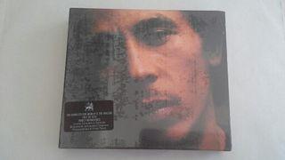 "Cd dobe de Bob Marley & The Wailers ""Soul Revolution parte 2 y More Axe""."