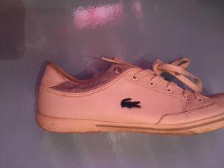 Zapatillas / playeras lacoste originales