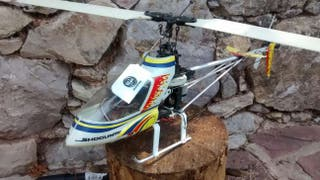 Helicoptero electrico tipo 400