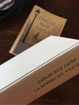 Libro: La sombra del viento - Carlos Ruiz Zafón