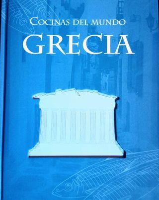 """""""Cocinas Del Mundo: GRECIA"""""""