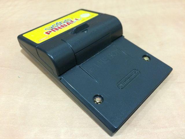 Pokemon Pinball Game Boy