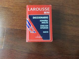 Diccionario Ingles Español Mini