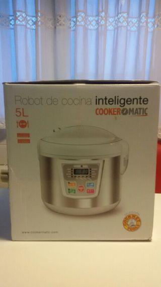 Robot cocina. Nuevo, sin estrenar.