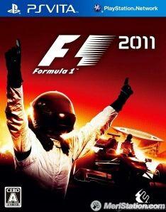 F1 ps vita