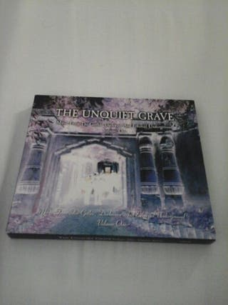 Doble CD de THE UNQUIET GRAVE VOL 1 rock gótico