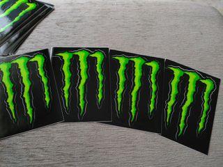 Pegatinas Monster