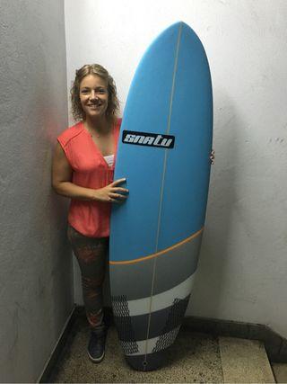 Tabla de surf Snatu Egg