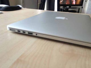 Mac book pro with Retina display 13inch