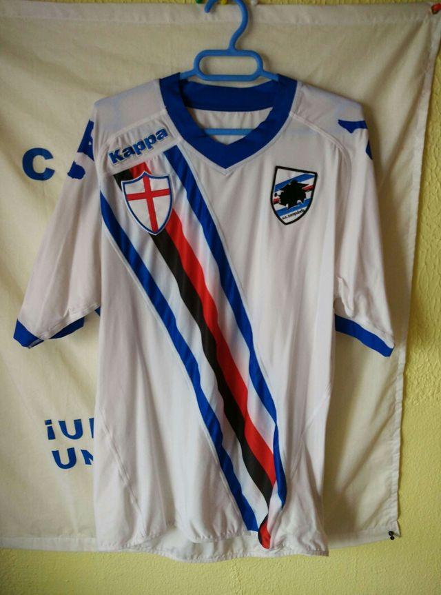 6fd0cf66ca Camiseta de la Sampdoria en talla M de segunda mano por 39 € en ...