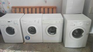 Lavadoras desde 90€ de 6kg y 8kg