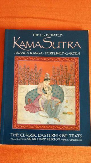 Libro en inglés: KAMASUTRA