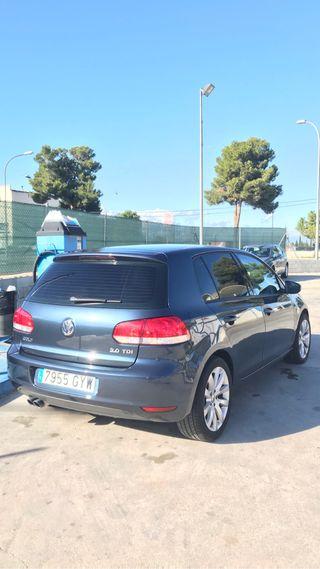 VW Golf6 2011