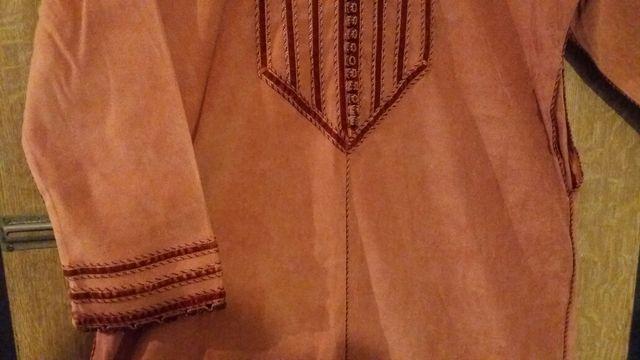 Caftan Djelaba Tekcheta robe marocaine