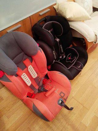 Sillas para bebe y niños de coche PRIMERAS MARCAS
