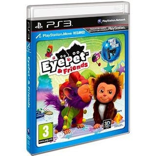 Eyepet & Friends para PS3