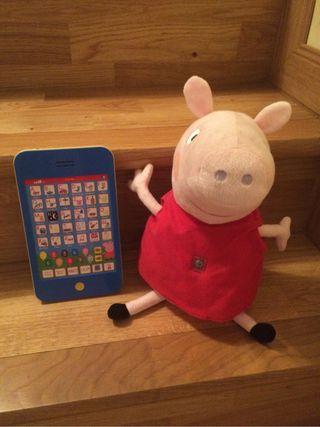 Pepa Pig interactiva