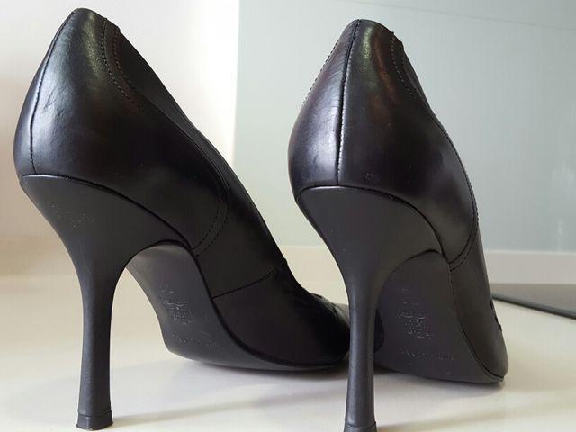 fc8cfac0a4f Zapatos salón Pura López . Talla 39. de segunda mano por 45 € en ...