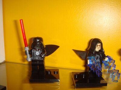 Lego todo Star wars
