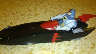 Batmóvil y Batman