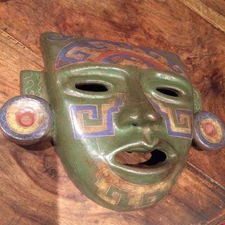Máscara Mejicana (Teotihuacán)
