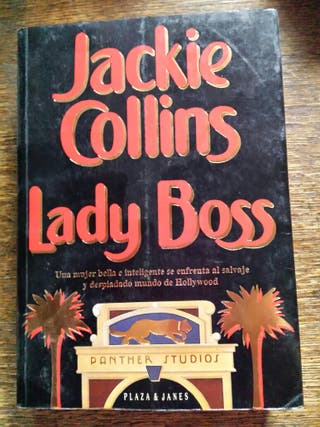 Libro Jackie Collins Lady Boss