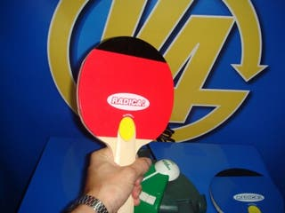 Consola accesorio TABLE TENNIS Ping Pong electronico RADICA año 2000 buen estado