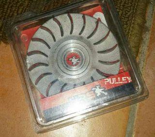 Tapa ventilador variador Hebo