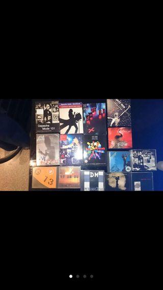 Colección Depeche Mode