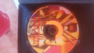 Alas doradas DVD