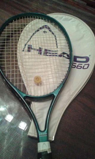 Raqueta de tenis head 660