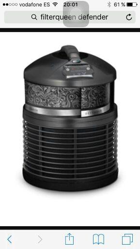 Depurador De aire Para asmáticos Defender