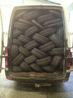Vendemos neumáticos para la exportacion