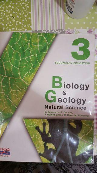 Biology & Geology Anaya 3°e.s.o.