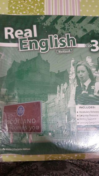 Real English 3°e.s.o