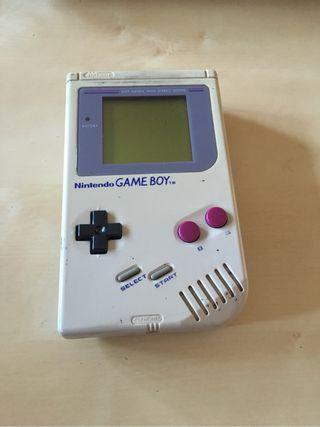 Game Boy de Nintendo años 90'